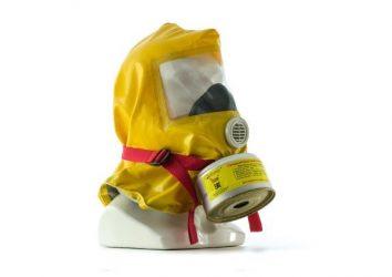Прибор для защиты органов дыхания при пожаре