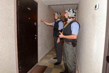 Поставить квартиру на сигнализацию в полиции