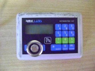 Прибор для прошивки ключей домофона