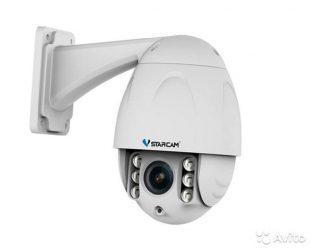 Видеонаблюдение для дачи поворотная камера