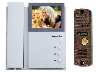 Домофон с двумя камерами для квартиры