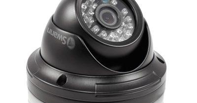 Камера ночного видеонаблюдения с датчиком движения