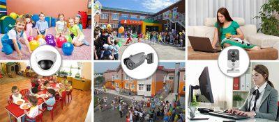 Видеонаблюдение в детских садах для родителей
