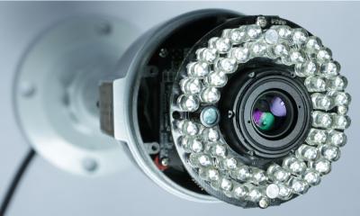 ИК подсветка для камеры видеонаблюдения не работает