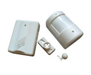 Беспроводной датчик движения с приемником в комплекте