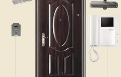 Домофон на входную дверь в офис