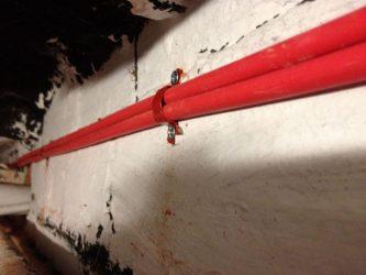 Требования к прокладке кабеля пожарной сигнализации