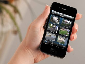 Удаленное видеонаблюдение через мобильный телефон
