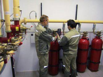 Противопожарные мероприятия на промышленных объектах