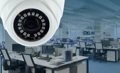 Система видеонаблюдения для офиса