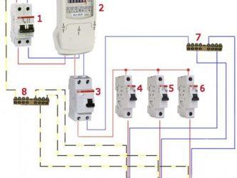 Защита электропроводки в квартире
