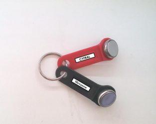 Универсальный магнитный ключ для домофона