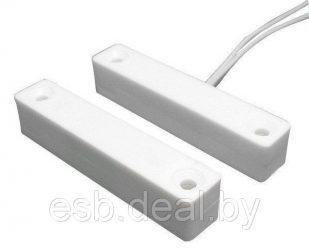 СМК датчик магнито контактный для металлических дверей