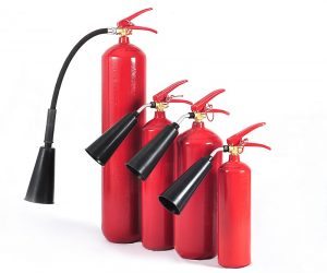 Огнетушитель это оборудование или инвентарь?