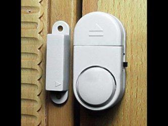 Звуковая сигнализация на входную дверь