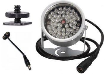 ИК подсветка для камеры видеонаблюдения