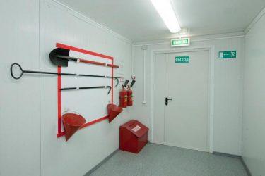 Пожарный выход в многоквартирном доме требования
