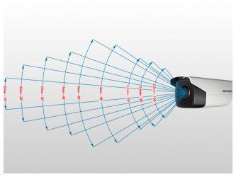 Камера видеонаблюдения уличная угол обзора 120 градусов