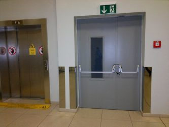 Противопожарные двери требования пожарной безопасности