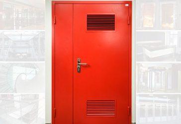 Дверь в электрощитовую требования пожарной безопасности