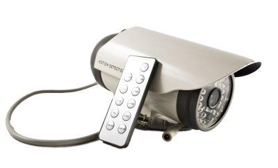 Портативная камера видеонаблюдения с записью на флешку