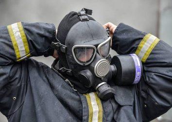 Использование СИЗОД фильтрующего действия для защиты пожарных