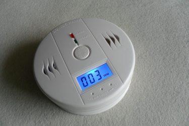 Датчик угарного газа с сигнализацией