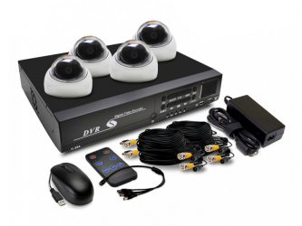 Система видеонаблюдения для офиса с записью