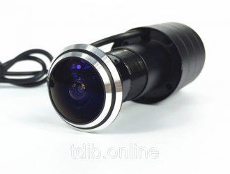 Камера видеонаблюдения в дверной глазок