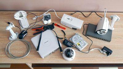 Установить камеру видеонаблюдения в квартире своими руками