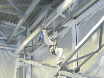 Требования по огнезащите металлоконструкций