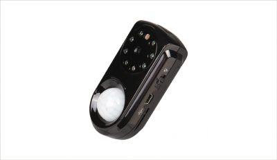 Камера с датчиком движения и отправкой ММС