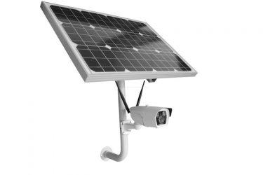 Солнечная батарея для камеры видеонаблюдения