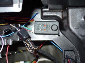 Как найти датчик удара сигнализации в машине?
