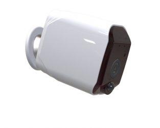 Камера видеонаблюдения с автономным питанием