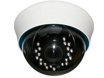 Камеры видеонаблюдения со звуком для помещений