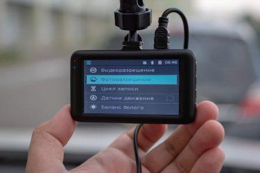 Как настроить датчик движения на видеорегистраторе?