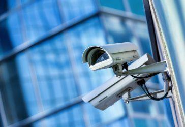 Установка систем охранного видеонаблюдения
