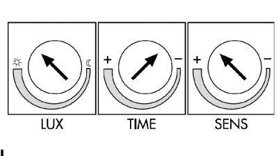 Как настраивается датчик движения?