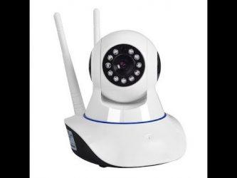 Вай фай камера видеонаблюдения для дома