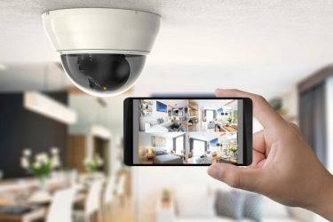 Видеонаблюдение за квартирой через интернет