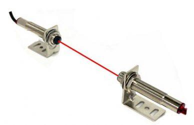Лазерный датчик пересечения