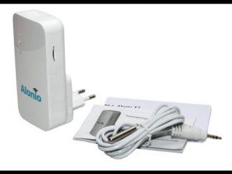 Датчик температуры с GSM оповещением на телефон