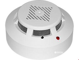 На что реагирует датчик пожарной сигнализации?