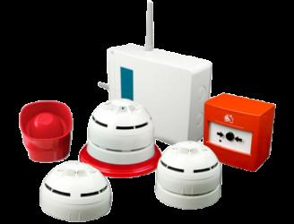 Датчики пожарной сигнализации виды