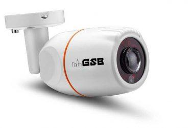 Широкоугольная камера видеонаблюдения 180 градусов