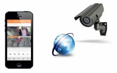 Камера видеонаблюдения с передачей изображения на телефон