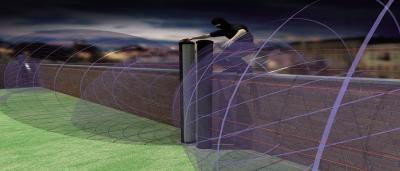 Датчики движения для охраны периметра уличные