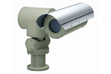 Поворотный механизм для камеры видеонаблюдения
