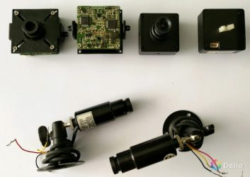 Почему камера видеонаблюдения показывает черно белым?